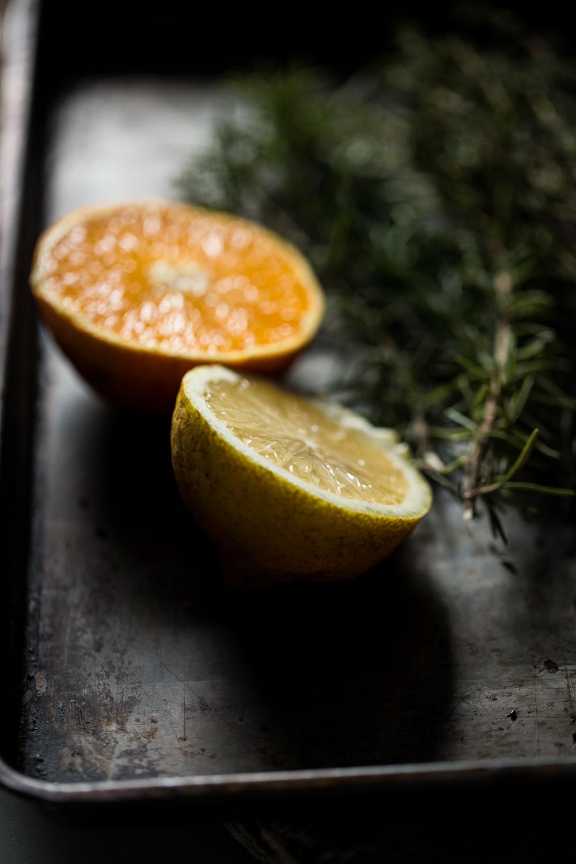 Lemon-orange-rosemary