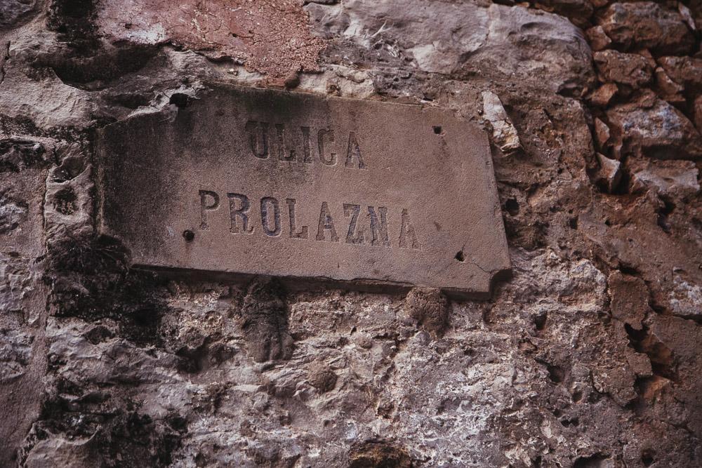 dubrovnik street prolazna anamarijabujic.com