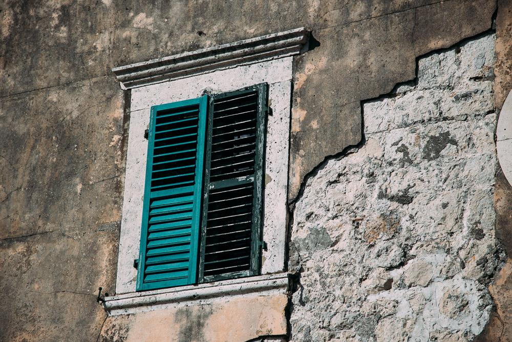 Dubrovnik window anamarijabujic.com