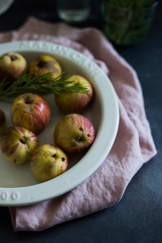 Croatian recipe baked apples